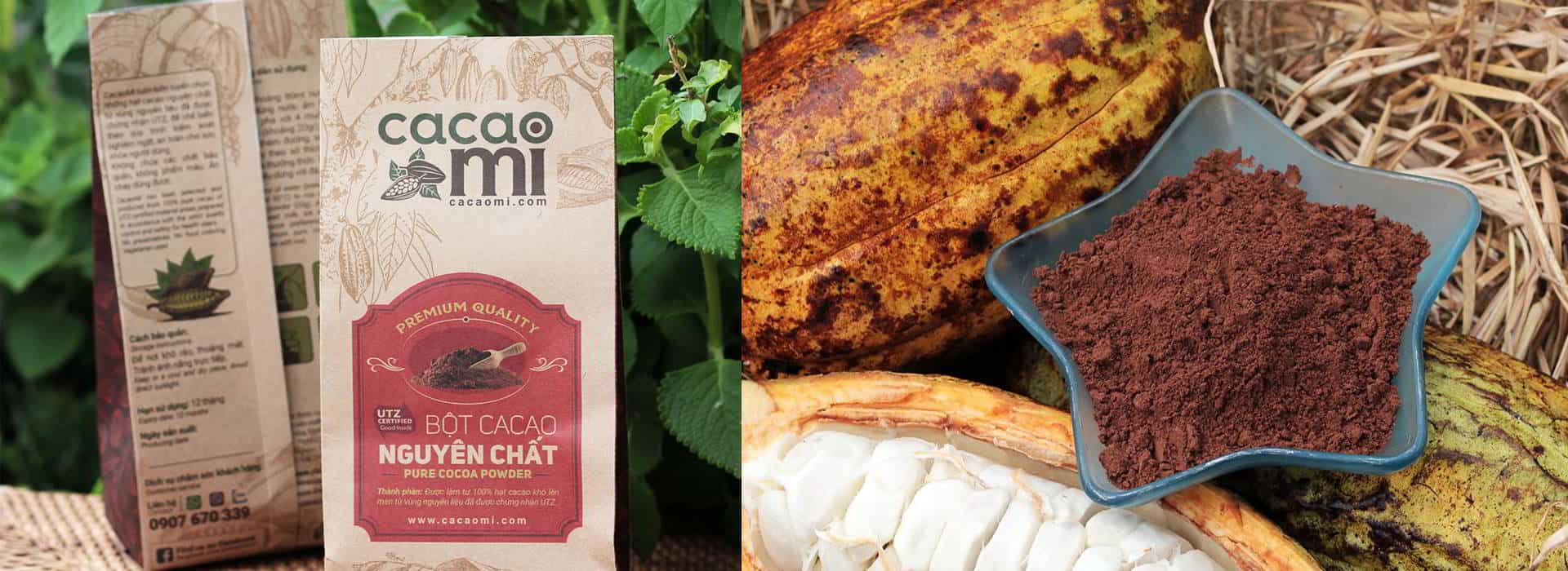 Các sản phẩm mà CacaoMi phân phối đều có chất lượng tốt nhất so với các thương hiệu cùng loại