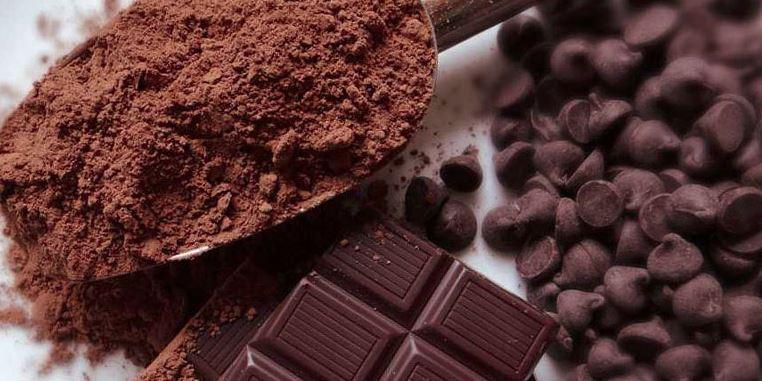 Cacao là nguyên liệu chính trong chế biến thực phẩm đặc biệt là bánh ngọt, socola