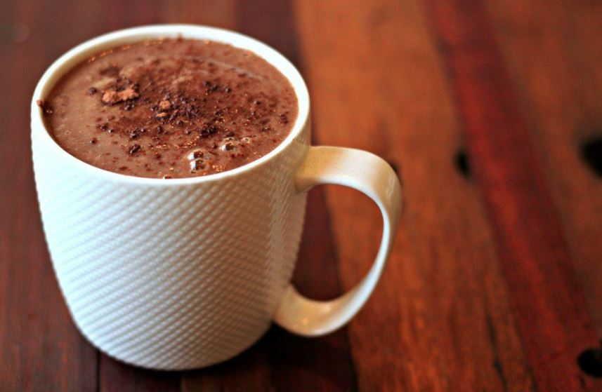 Cacao nóng là một loại thức uống không chỉ ngon miệng mà còn rất tốt cho sức khỏe