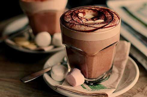 Tác dụng của cacao nóng