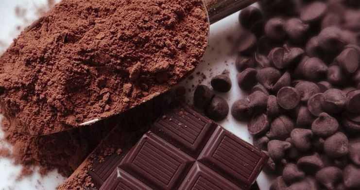 Là nguyên liệu chính trong sản xuất và làm socola nguyên chất